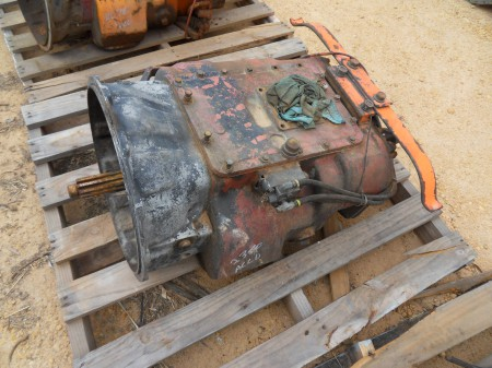 ACCO 2350 Gearbox