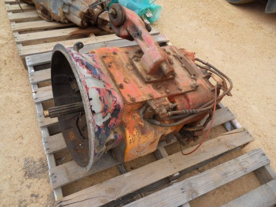 ACCO 3070 Gearbox