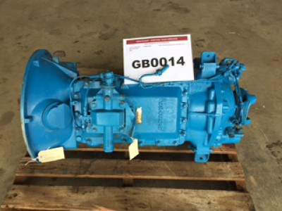 SCANIA 124G 400 GRS900 Gearbox
