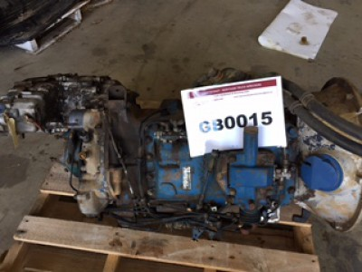 SCANIA GRS 900 R Gearbox with retarder