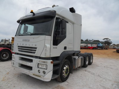 IVECO STRALIS AT 505 2006