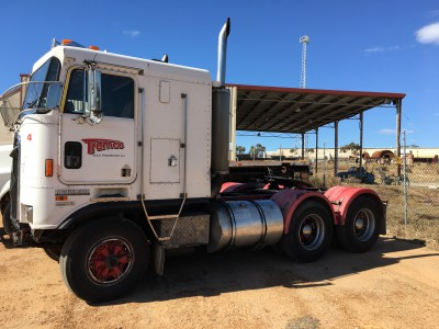 KENWORTH K100E 02/1989 SOLD