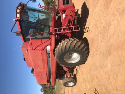 CASE 2366 AXIAL FLOW HARVESTER